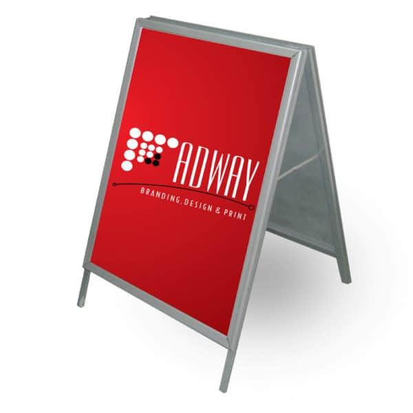 A-Frame Sandwich Board